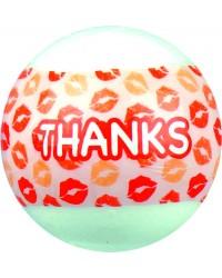 Saruri de baie cu mesaj THANKS Saruri pentru baie